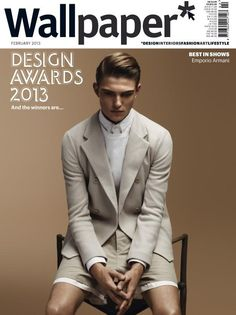 Guerrino Santulliana is the Best in Show for Wallpaper Magazine