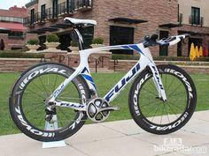 Fuji launch new triathlon bike