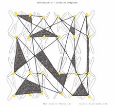 Figurative Motion, Breathstay 3 The Ralire Study - @ ralire.milliande.com, Developing Sketchbooks , #DrawingforTextilesandCanvas, #CAPI Meaningful Markmaking , Design, Art Portfolio Ideas , Sketching