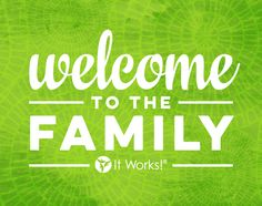 Welcome to the It Works Family! Click on the pin to visit my website, or find me on facebook! www.facebook.com/megjacobsondistributor