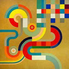 Mr Teophilus Tuhatkuano Acryl and enamel paint on board 30x30 cm 2009 Exhibited i…   Flickr