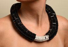 Oversize magazine necklace   gaudin.robert
