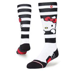 Stance Hello Socks White 2018
