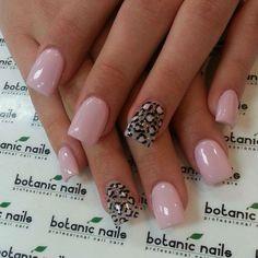 Pink & leopard print