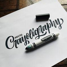 Salut à tous, on vous propose une sélection de letterings au brush pen réalisée…