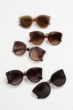 Oversized Sunglasses, Chic Sunglasses for Women, Women's Fashion