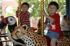 Conservation Carousel :: Saint Louis Zoo