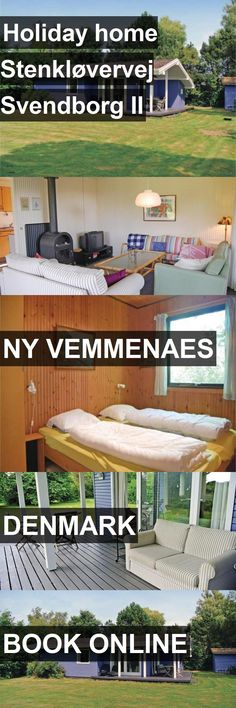 Hotel Holiday home Stenkløvervej Svendborg II in Ny Vemmenaes, Denmark. For more information, photos, reviews and best prices please follow the link. #Denmark #NyVemmenaes #travel #vacation #hotel