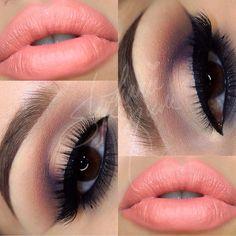 Neutral Makeup - Magnet Look