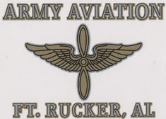Fort Rucker! Yea! I spent four years there with my husband in pilot training and when he was an instructor pilot. Our son was born there. Great memories!!!