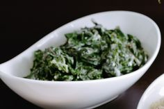 Try creamy silverbeet tonight for dinner as a delicious, healthy and easy side dish. Veg Dishes, Side Dishes Easy, Vegetable Side Dishes, Vegetarian Recipes, Cooking Recipes, Quiche Recipes, Savoury Recipes, Sunday Roast, Meals For The Week