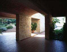 Fundación Rogelio Salmona | Proyecto | Casa de Huéspedes Ilustres, Cartagena. Colombia