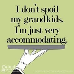 Thanks what it means to be a grandparent