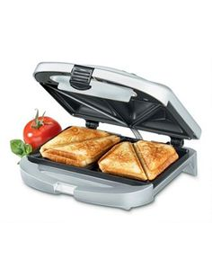 grilled cheese maker!
