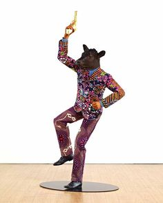 Gemeentemuseum Helmond is showing major sculptures, installation, collages, drawings, photography and films by Yinka Shonibare MBE from 2004 - 2016. 'Beyond Paradise' opens to the public on Monday 19 September and coincides with a presentation of iconic Vlisco textiles. @shonibarestudio #contemporaryart #vlisco #helmond #yinkashonibareMBE