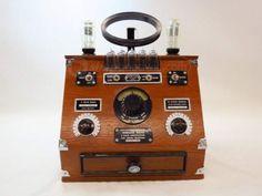Spirit of St. Louis Wireless Radio Collector