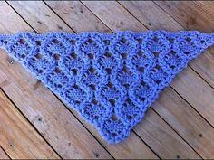 Châle au crochet tres facile tutoriel / chale en crochet muy facil
