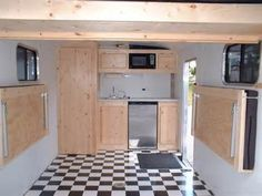 Race Trailer Cabinets Work Pinterest More Enclosed