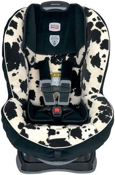 Britax Marathon Convertible Car Seat G4 - Cowmooflage - Ty's ride in my ride. Pinning to use as swatch for matching blanket