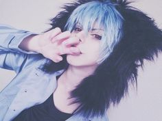 Servamp Kuro cosplay