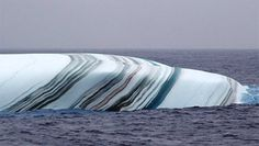 Ice Berg--some posts have put this in the Northern Hemisphere, even Lake Michigan.  It's Southern Hemisphere.