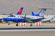 N583SW United Express (SkyWest Airlines) Embraer EMB-120ER… | Flickr