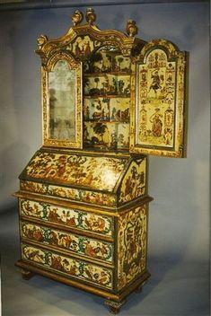 Arte y Arquitectura: Lacca Povera en el Rococó Veneciano II