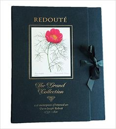 Redouté: The Grand Collection: 128 Masterpieces of Botanical Art: Pierre-Joseph Redouté: 9781468302677: Amazon.com: Books