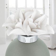 Parfum Berger – aroma difuzér Keramická lilie, Vzácný jasmín, 200 ml