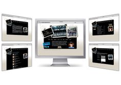 Octaves Website by e6