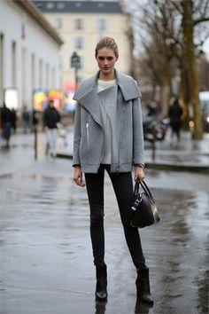 Куртка Косуха женская (100 фото): с чем носить, из натуральной кожи, для полных