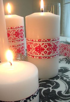 Interior: Cool 14 Beautiful And Romantic Candles With Windo ... Cute Valentine Ideas, Valentines Day Dinner, Valentines Day Gifts For Her, Christmas Candle Decorations, Valentines Day Decorations, Romantic Decorations, Romantic Candles, Beautiful Candles, Best Valentine's Day Gifts