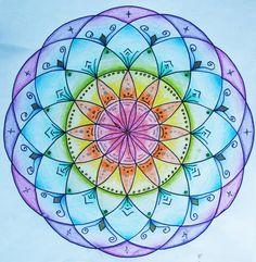 Mandala Tattoo Images & Designs