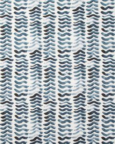Rebecca Atwood - Ripple in Navy Indigo Prints, Mark Making, Shapes, Texture, Instagram Posts, Inspiration, Distance, Tile, Graphics