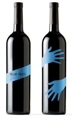 Blue Hugs Packaging, by Timur Salikhov
