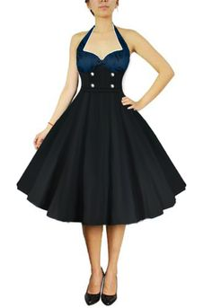 Rockabilly Dress...entered in design contest...click to vote :)