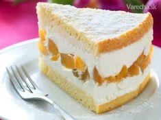 Tvarohová torta smarhuľami