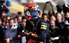 Download wallpapers Max Verstappen, Red Bull Racing, Dutch racing driver, 4k, Formula 1, Red Bull