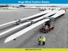 Giant turbine blades (#turbine)