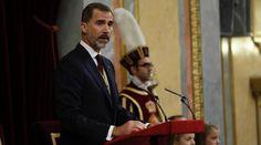 El Rey pide a los políticos entendimiento y lucha contra la corrupción en esta legislatura