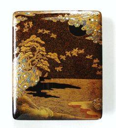 Japan, Edo Era Suzuribako Writing Box