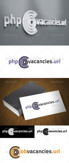 Vacancy Logo Template  #GraphicRiver         Follow me on Graphic River | Get  RSS  | Visite my website | Twitter  About the Vacancy Logo:  Vacancy Logo is an professional, abstract and modern logo template for various business purposes. You can use the logo for consultancy, chat, recruitment, transport and even graphic design companies.  What do you get?   A unique, fully editable and resizable vector logo  Variations included  Editable text using a free font  Illustrator AI files (CS and…