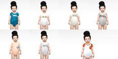 MESH - https://www.thesimsresource.com/downloads/details/category/sims4-clothing-female-toddler/title/bodysuits-for-toddlers/id/1363368/
