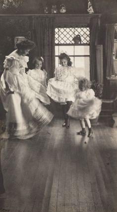 The Dance, 1905  by Gertrude Käsebier