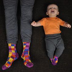 Funny socks for little boys/ Śmieszne skarpetki dla dzieci