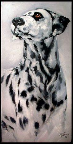 DALMATIAN by Marcia Baldwin