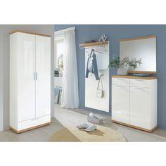 Chice garderobe vorzimmer pinterest for Garderobe novel