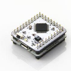 Microduino: Arduino in your pocket, small, stackable, smart by Microduino Studio — Kickstarter