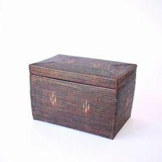 【茶籠】タイ製ヤンリパオ組小茶籠 | タイ工藝ムラカ