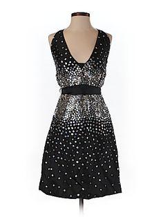 Fendi Cocktail Dress Size 46 (IT)